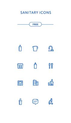 free psd icon set for personal and commercial use.