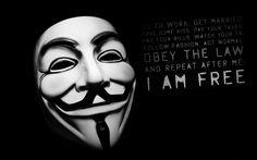 Anonymous Wallpaper HD