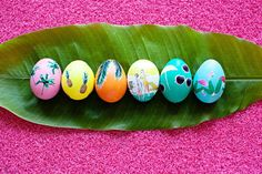 I've always loved decorating Easter eggs, and just because I'm a grown up doesn't mean I can't continue to partake in the fun.Every year I grab my Easter candy and a carton…