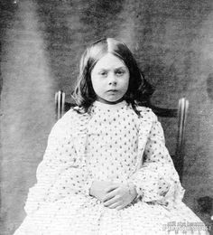 Lorina Liddell, photographed by Lewis Carroll, 2 June 1857 https://images.search.yahoo.com/images/view