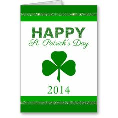 St Patricks Day Greeting Cards