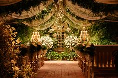 The Conservatory in St. Louis, MO. My cousin gets to be married here. JEALOUS!
