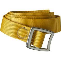 Patagonia - Tech Web Belt - Sulphur Yellow