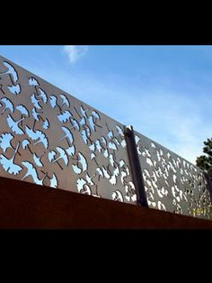 42 Best Sheet Metal Fences Images In 2014 Sheet Metal