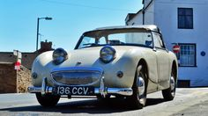 The Happiest Looking Cars Ever Made: Austin-Healey Sprite