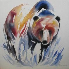 1276036115-Faith-Harckham-Grizzly-Bear-(original).jpg 639×642 pixels