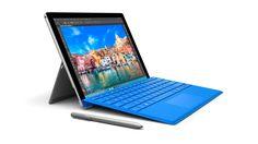 Nuevo Surface Pro 4 El nuevo tablet es, según Microsoft, un 30 por ciento más rápido que Surface Pro 3 y también un 50 por ciento más que el MacBook Air de Apple, pese a ser el modelo Surface hasta la fecha más delgado y más ligero.