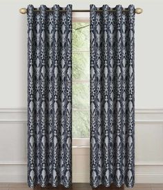 Lavista Single Curtain Panel
