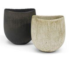 John Ward -Two Vessels John Ward, Ceramic Artists, Stoneware, Modern Art, Auction, Ceramics, Artwork, Seal, Prints