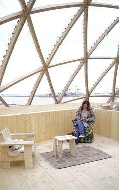 Im Dome of Visions, Aarhus