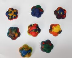 Make Crayons from Broken Pieces
