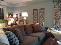 Our family room