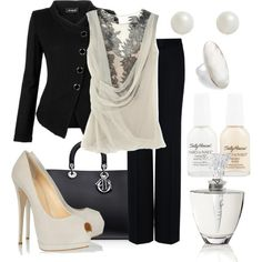 """""""Everyday Olivia Pope"""" by alexified on Polyvore"""