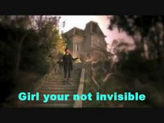 When You Feel Invisible | Lyrics: I can feel you all around In the silence I hear the sound Of ...