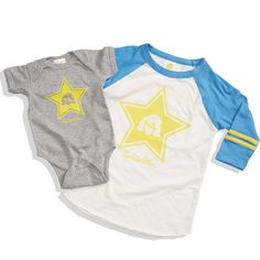 Limited Edition! Team Goldie Jerseys and Snapsuit...best part? Girls Who Code will receive 10% of the proceeds! Price: $16.99-$24.99 Available from Newborn to XXL Adult #goldieblox