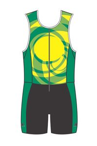 Customize your Technical Tri Gear: add your team colors and logos!
