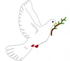 Symbols Of Peace And Tranquility | Pigeon, a symbol of love, peace and tranquility