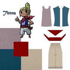 Be a Pirate Princess this Halloween with this Tetra cosplay! Cosplay Diy, Cute Cosplay, Cosplay Makeup, Halloween Cosplay, Cosplay Ideas, Boston Comic Con, Plus Size Cosplay, Cute Costumes, Legend Of Zelda
