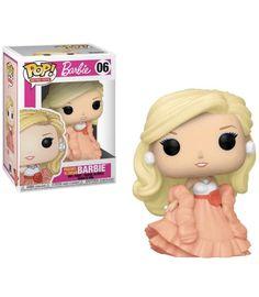 Funko Pop Retro Toys: Barbie™ - Peaches 'N Cream Barbie™ Vinyl Figure