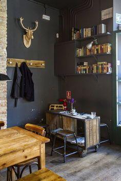 Diariodeco6: Cafeterias con encanto