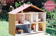 DIY : ma maison de poupée