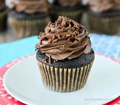 Doctored Cake Mix Chocolate Cupcakes I love homemade cupcakes, but I also love how quick and easy it is to doctor a cake mix and create absolutely delicious cupcakes. These doctored chocolate cupcakes...