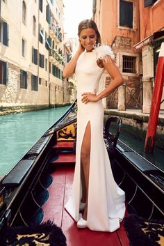 @thefashionfruit in Naomi dress in Venice
