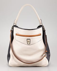 Marc by Marc Jacobs color block -- ughhh if only I needed a new purse