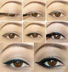Ojos chinitos
