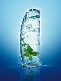 Head & Shoulders - Mint shampoo on Behance