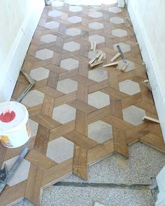 Parquet Cannage hexagone en chêne bois debout - - projects beginner projects diy projects for kids projects furniture projects plans projects that sell Woodworking Wood, Woodworking Projects, Woodworking Magazines, Woodworking Workshop, Woodworking Supplies, Woodworking Machinery, Woodworking Classes, Woodworking Apron, Woodworking Techniques