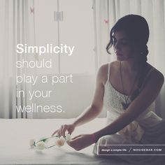 Can minimalism really boost your body's ability to heal itself? Here are five reasons why you should make simplicity part of your quest for wellness.