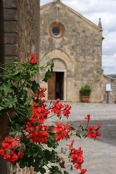 Monteriggioni, Siena, Tuscany, Italy by forestlake on Flickr