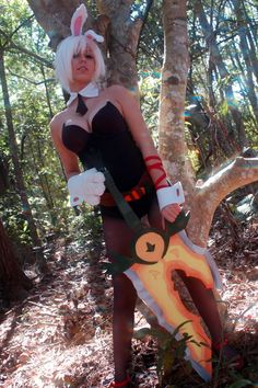 Bunny Riven by *Yusette on deviantART