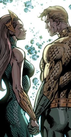 The King & The Queen of Atlantis