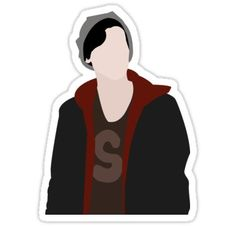 Jughead Jones (Riverdale) Sticker