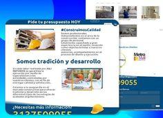 Nos enorgullece ser los aliados de los emprendedores en #Medellin. Con @AJReforms hemos construido una página web que desde el 2018 ayudan a presentar mejor sus servicios.  Encuentra más información en nuestro portafolio: ingenio.com.co  #marketingdigital #webdesign #emprendimiento #medellinemprende #Obras #construccion #LoHagoConInngenio Marketing Digital, Products