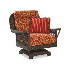 Lane Venture Hemingway Swivel Rocker Lounge Chair