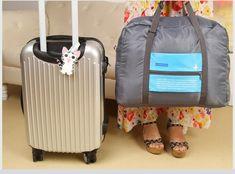 Waterproof Folding Travel Bag for Suitcase - Safi Travelers
