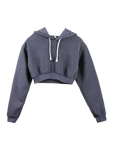 Girls Fashion Clothes, Teen Fashion Outfits, Outfits For Teens, Trendy Outfits, Fashion Women, Crop Top Sweater, Crop Top Hoodie, Cropped Hoodie Outfit, Sweater Hoodie