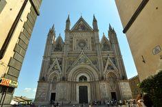 Facciata del Duomo di Orvieto!