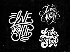 Live at the Shop by