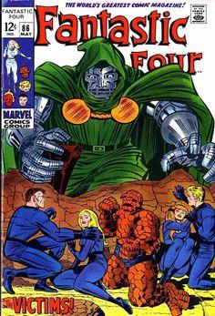 Marvel's FANTASTIC FOUR #86