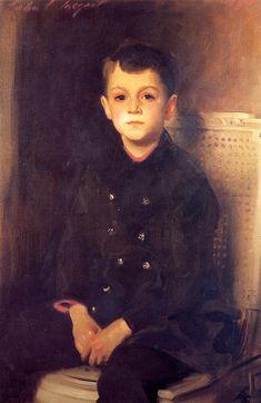 Lancelot Allen   John Singer Sargent   oil painting
