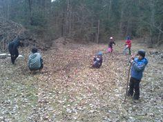 wilde Tage & Camps - Spielraumnatur - Naturmentoring, Kreiskultur, natürlich lernen Natural Horsemanship, Camps, Culture, Studying