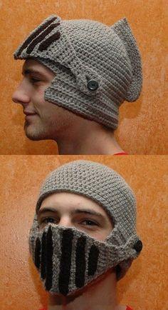 Knit knight