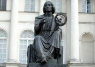 The Nicolaus Copernicus Monument in Warsaw is a notable landmark of the Polish capital. It