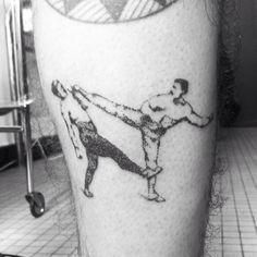 #tattoo #tatouage #dotwork #handpoke #handpokingtattoo #fonteljuice