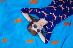 DIY felted fox picnic blanket | Kittenhood