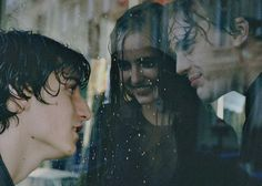 Louis Garrel, Eva Green and Michael Pitt in The Dreamers, directed by Bernardo Bertolucci
